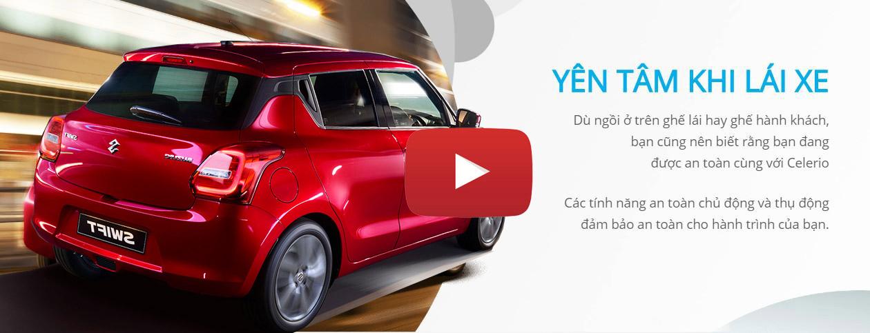 Suzuki Swift Safe drive