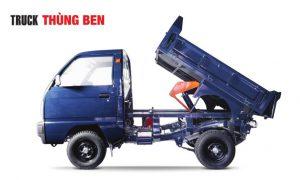 Super Carry Truck thung ben