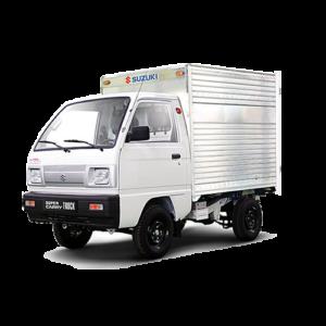 Super Carry Truck thung kin