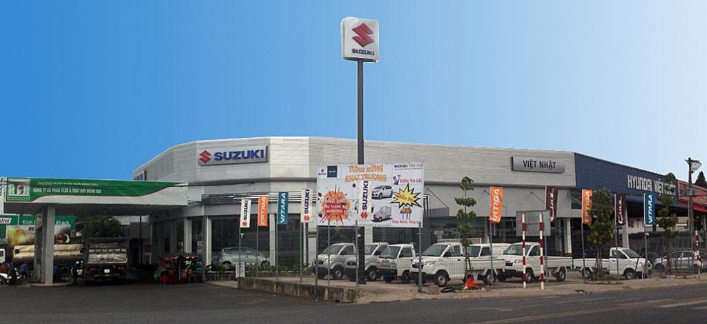 Suzuki Viet Nhat - Đại lý xe Suzuki tại đồng nai
