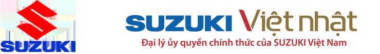 New logo Suzuki Viet Nhat 740x106