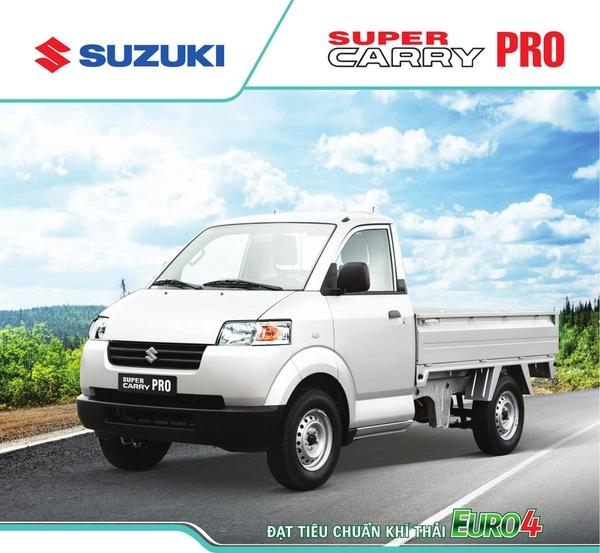 Xe tải 750kg Suzuki