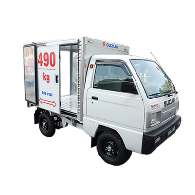 Super Carry Truck SD-490 thung kin