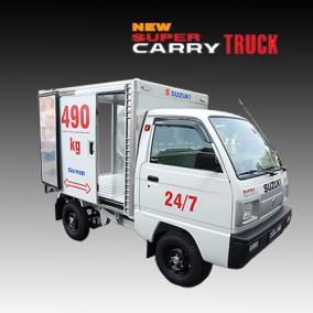 Super Carry Truck SD-490 thung kin