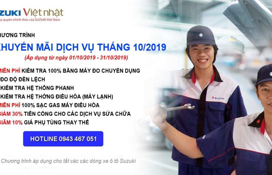 Khuyen mai ưu đãi dịch vụ thang 10-2019