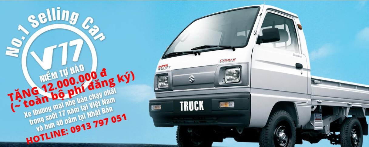 Khuyến mãi Suzuki Carry Truck