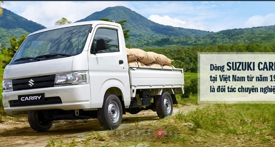 Suzuki Pro All New