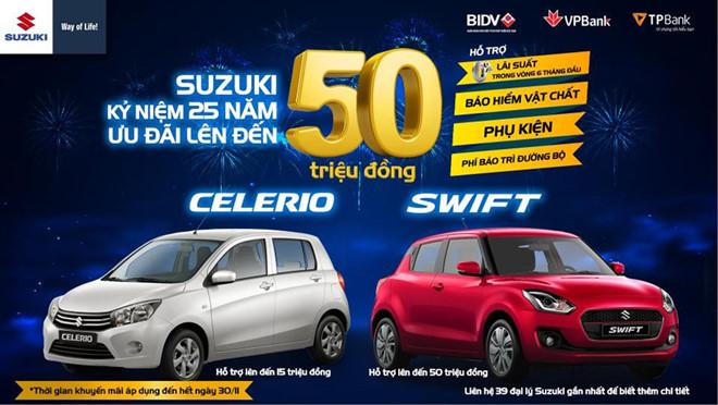 Suzuki uu dai khuyen mai 12-2019