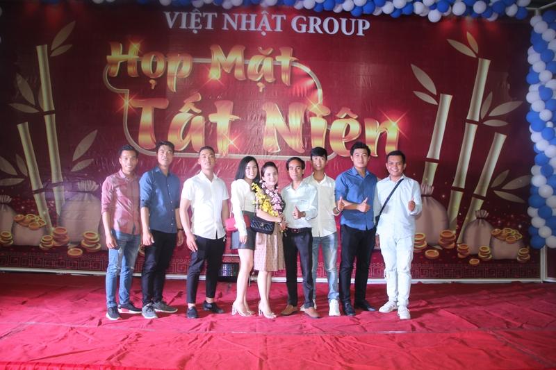 Lễ Tất Niên 2020 Việt Nhật Group